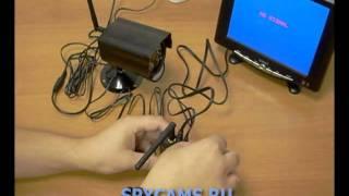 Беспроводной комплект видеонаблюдения BlackBox-60 (spycams)(Беспроводной комплект видеонаблюдения BlackBox-60 -- это полностью готовая с система беспроводного видеонаблюд..., 2011-08-11T16:49:50.000Z)