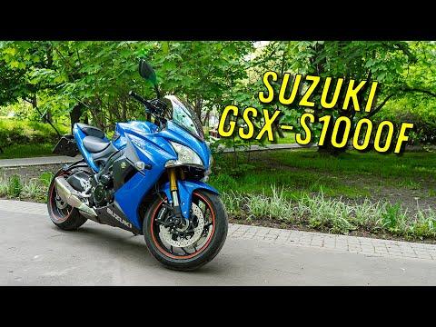 Suzuki GSX-S1000F - альтернатива Хаябусе?