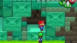 Let's Play Mario and Luigi: Partners in Time Part 23: Angry-Face Mountain