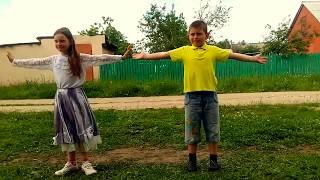 Танец ,,Недетское время''