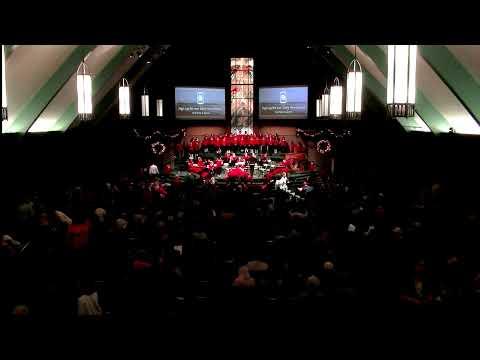 12-14-2019 Sacramento Adventist Academy K-6th Grade Christmas Concert