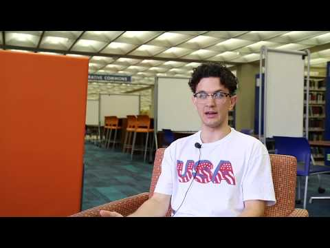 Library Alumnus - Logan Bartlett