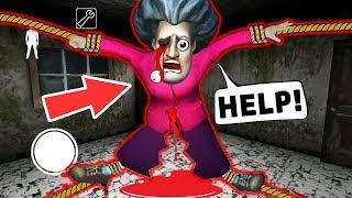 Смешные Моменты *Scary Teacher* и *Funny Horror* (lvl 1-10)