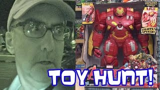 Avengers Toy Hunt Kuala Lumpur!