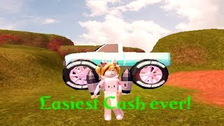 EASIEST CASH EVER! 💰Roblox Jailbreak! *Not clickbait totally not....