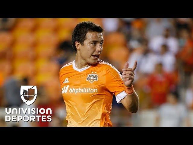 Top 5 con los mejores goles de Erick 'Cubo' Torres con el Dynamo   MLS