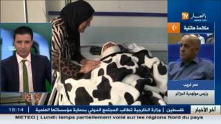 عمر غريب حصريا لقناة النهار..سأتكفل بملف رؤوف شخصيا