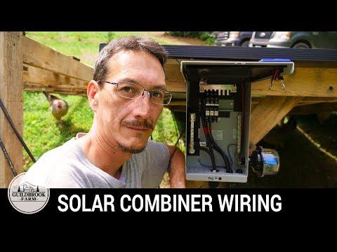 diy-off-grid-solar:-assemble-&-wire-a-combiner-box-(part-4)
