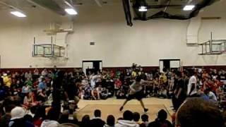 Breakin' The Law Break Dancing Battle 4-18-09 Floor Spiders vs Chicago Land Crooks