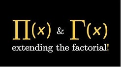 The Gamma function & the Pi function