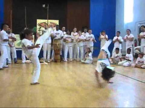 Recent Capoeira Kids Tournament Finals