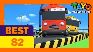 tayo s2 ep12 the leader of the playground l tayo the little bus