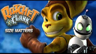 Ratchet & Clank Size Matters All Cutscenes HD GAME