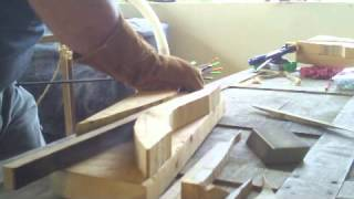 How to steam bend wood at home