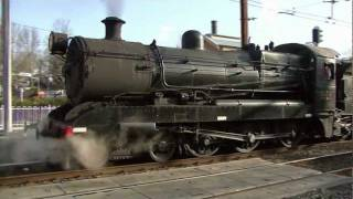Australian Steam Trains: NSW RTM Blue Mountains Flyer to Katoomba with 3526