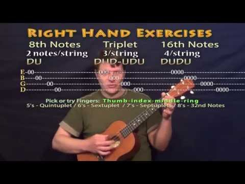 Baritone Ukulele Crash Course for Beginners - Easy First Lesson