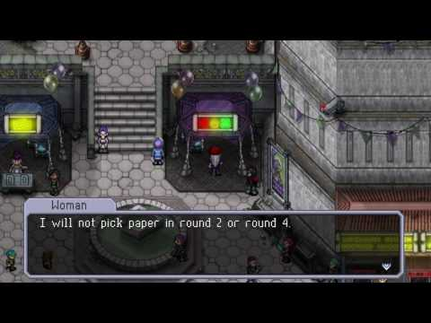 Cosmic Star Heroine RPS Badge Trophy Guide Rock Paper Scissors Puzzle Solution