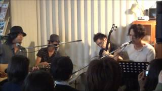 yoroshuwoss-torinaharay 2012/5/3@京都SOLE CAFE 撮影許可あり。