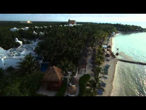 Bebop Drone Karisma Seaside Suites Mayan Riviera Mexico
