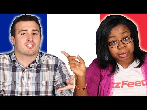 Americans Try To Pronounce French Names