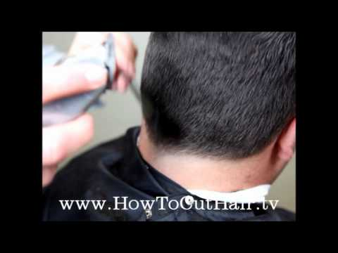 How To Cut A Low Taper Haircut Youtube
