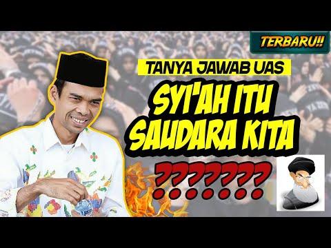 Bisakah Kita Bersatu Dengan Syiah ??? Ustadz Abdul Somad Lc Ma