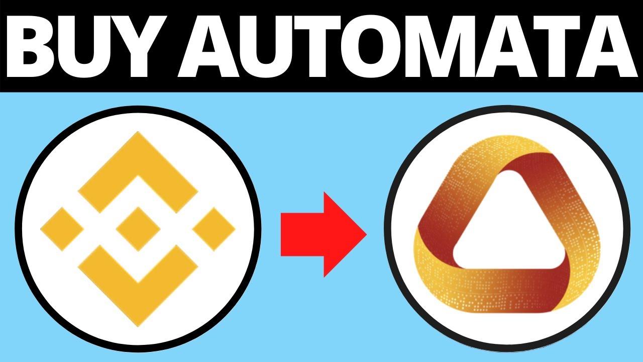 How To Buy Automata Network Crypto Coin On Binance (ATA Token)