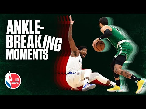 The Best Crossovers And Ankle-Breakers | 2019-20 NBA Highlights