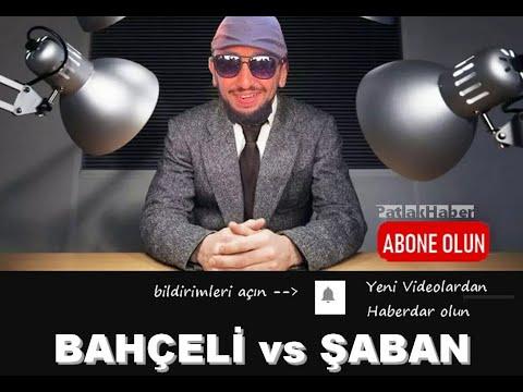 Devlet Bahceli vs Şaban Miting