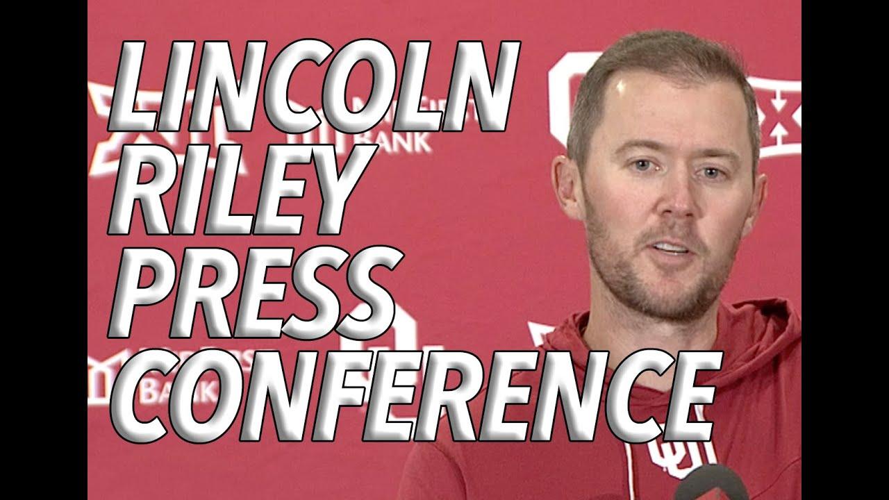 Oklahoma football: Lincoln Riley addresses fans calling for Spencer ...
