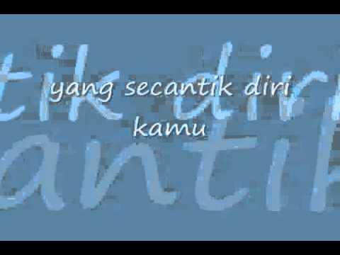 Alif Satar - Cukup Indah (lirik)