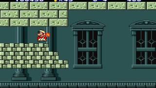 TAS HD: Super Mario All-Stars - Lost Levels (SNES) by MiezaruMono in 34:45.67