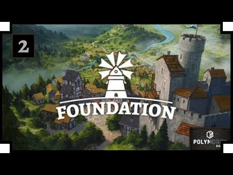 Foundation - 02 - (Medieval City Building Game)