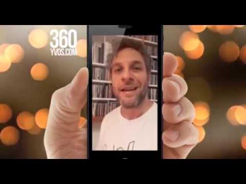 Diego Gentile en #EntrevistaSelfie - #360yvosTV