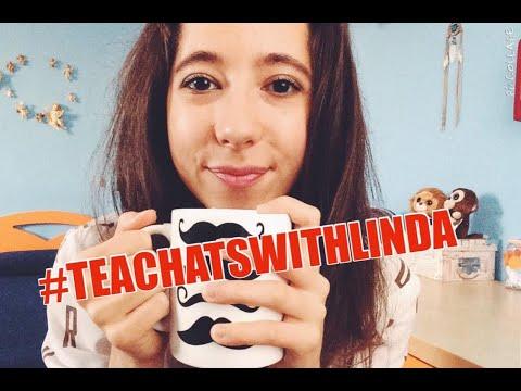 Q&A 2 - #TEACHATSWITHLINDA (Libro? Incontro? Le sirene esistono?)