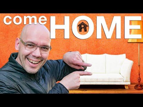COME HOME – Hoffnungsvolle Hausaufgabe in der Coronazeit