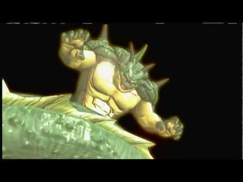 Dragonball Z Ultimate Tenkaichi Summoning Porunga