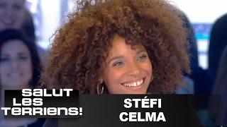 Stéfi Celma se confie sur les drames de sa vie - Salut les terriens - 29/04/2017