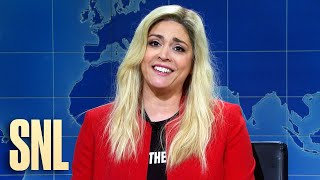 Weekend Update: Rep. Marjorie Taylor Greene on Science - SNL