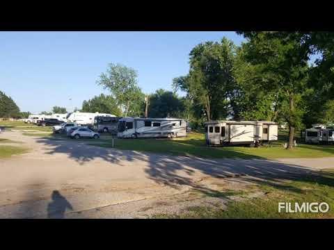 Country Hollow Campground Shawnee Oklahoma