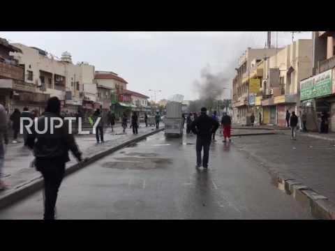 Bahrain: Clashes erupt near Manama on sixth Arab Spring anniversary