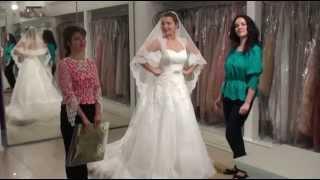 ВидеоРепортажи - тамада Инга Короваева о салоне свадебной и вечерней моды