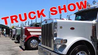 2018 75 Chrome Shop Truck Show