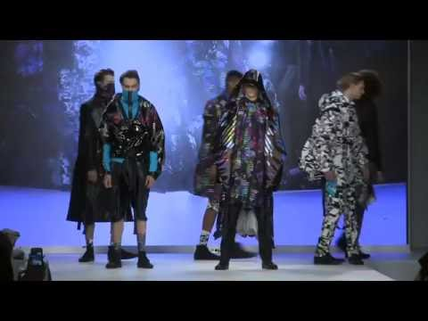 Graduate Fashion Week 2016 Birmingham CATWALK