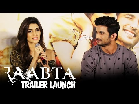 Thumbnail: Raabta Trailer Launch | Sushant Singh Rajput & Kriti Sanon | Press Conference