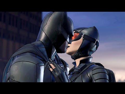 Download Batman & Catwoman Romance / All Catwoman Scenes ★ Batman: The Telltale Series Season 1 & 2 【1440p】