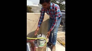 solar adsorption refrigeration