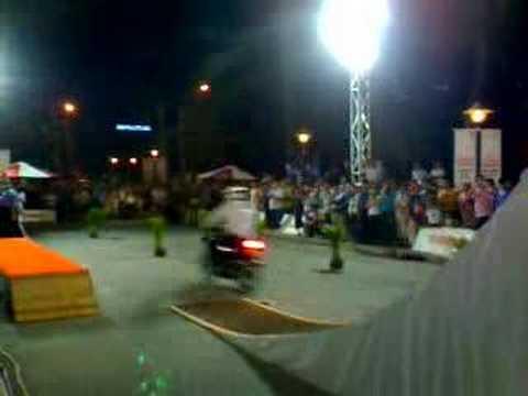 Yamaha Show at Hung Vuong Plaza