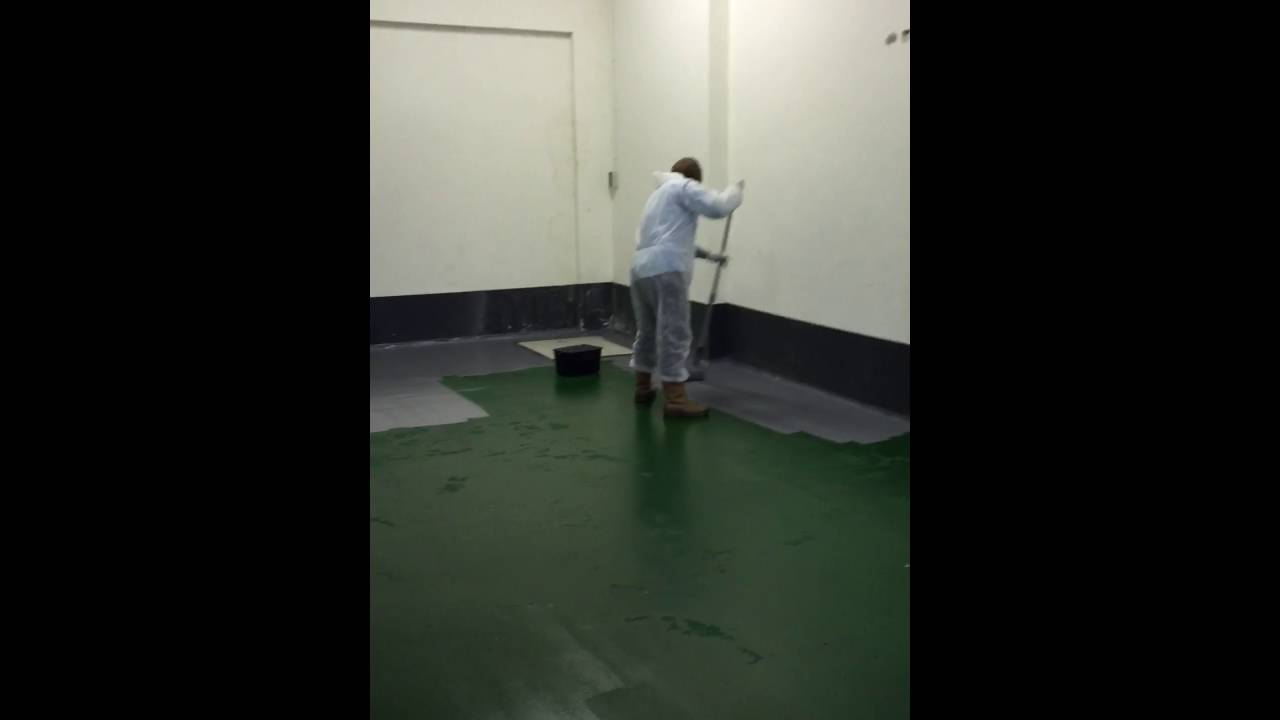 Epoxy Vloercoating Garage 2k Epoxy Vloercoating Betoncoatingonline Nl