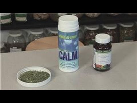 Natural At-Home Remedies : Herbal Supplements for Treating ADHD